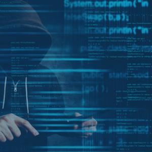 BIld eines Hackers, er ohne WordPress Service Ihre Webseite hacken könnte.